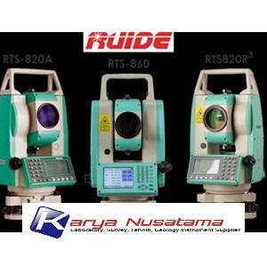 Jual Total Station Ruide RTS-882D R3 Laser di Depok