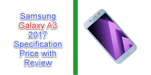 Samsung Galax A3 2017