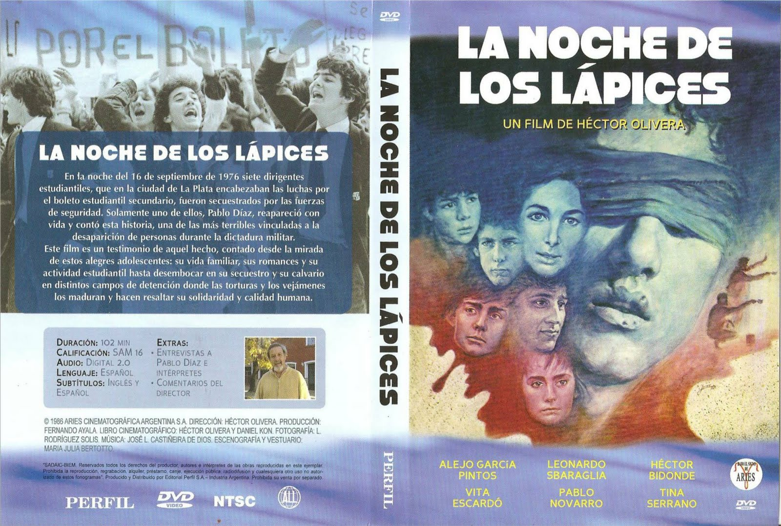 Cultura Argentina La Noche De Los Lapices