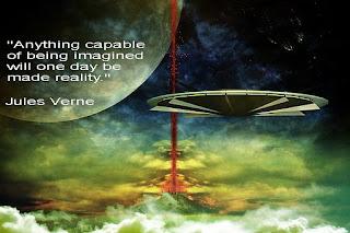 """""""Всичко, което може да се представи, един ден ще стане реалност."""""""