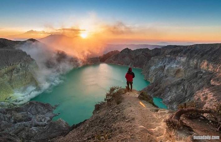 Wisata Gunung Ijen