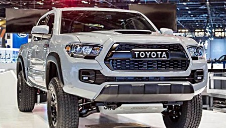 2018 toyota tacoma trd pro review auto toyota review. Black Bedroom Furniture Sets. Home Design Ideas