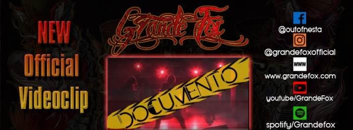 "GRANDE FOX: Video για το κομμάτι ""Documento"""