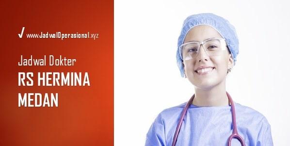 Jadwal Dokter RS Hermina Medan