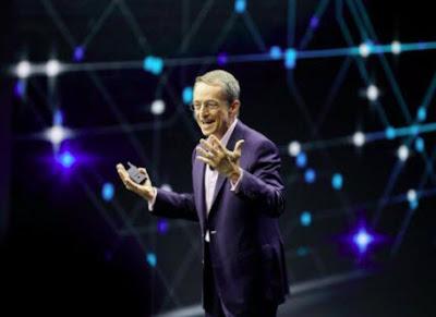 Pat Gelsinger kembali mejadi CEO Intel