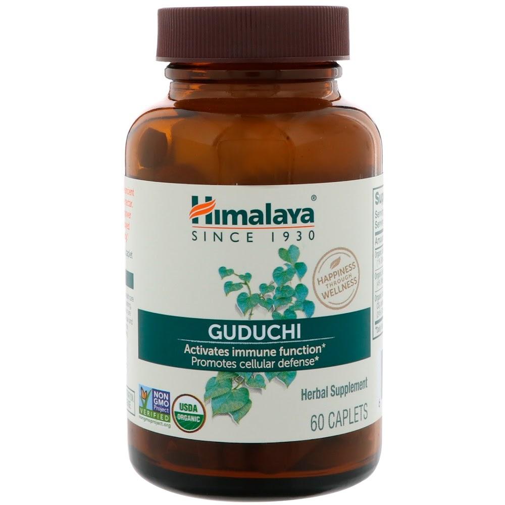 Himalaya, Гудучи, 60 капсуловидных таблеток