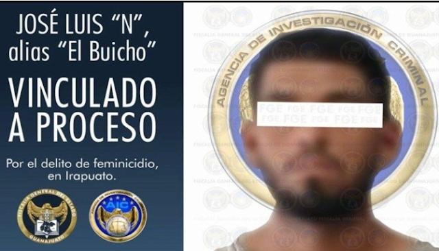 Por negarse a tener relaciones con el , hombre mata y decapita a su mujer en Irapuato, Guanajuato