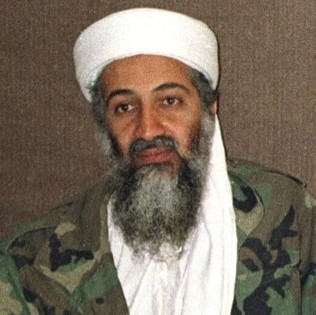 Picture of Osama Bin Laden