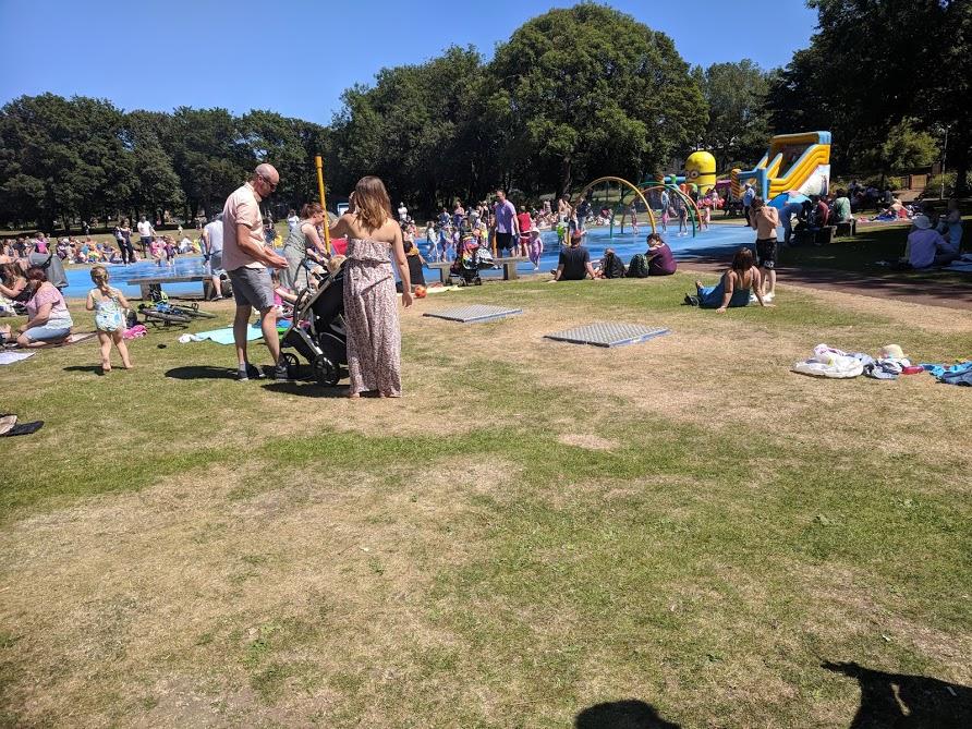 Ridley Park, Blyth