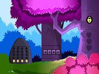 G2M Lilac Land Escape