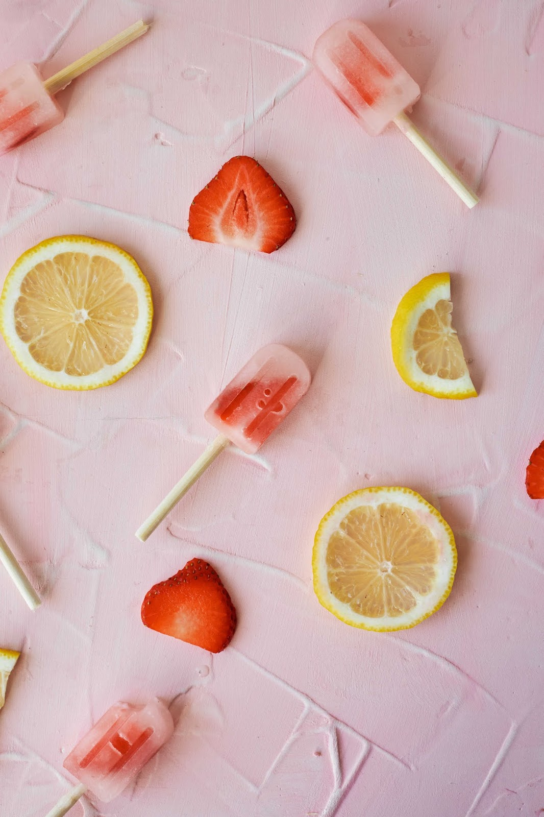 homemade popsicles and the best molds