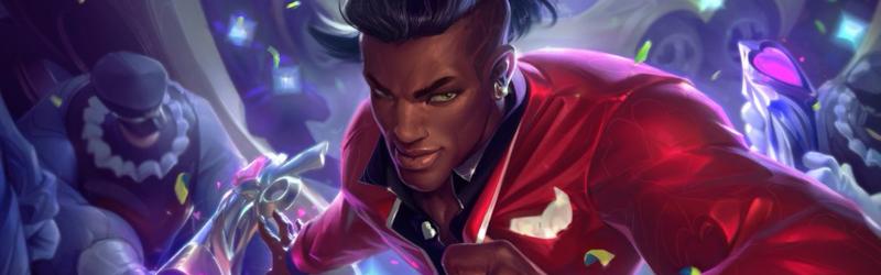 Victorious Lucian :: League of Legends (LoL) Champion Skin