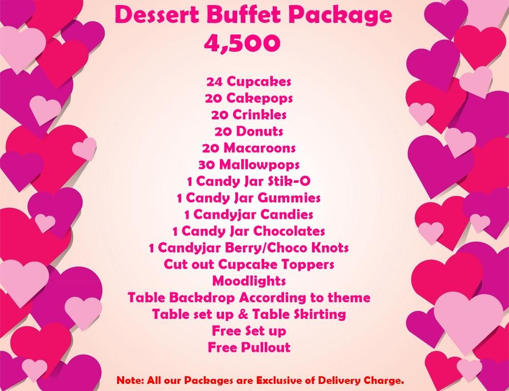 Tremendous Pink Lemonade Balloons And Party Favors Cebu Dessert Buffet Interior Design Ideas Clesiryabchikinfo