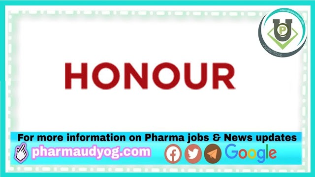 Honour Lab | Walk-in for Expd candidates in Production/QC/QA/R&D on 9th Jan 2021