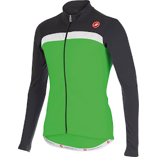Castelli Criterium Long Sleeve Cycling Jersey FZ AW15