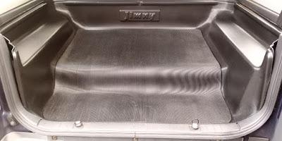 Suzuki Jimny rigid rear liner