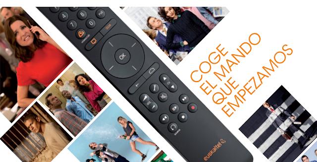 Euskaltel añade Amazon Prime