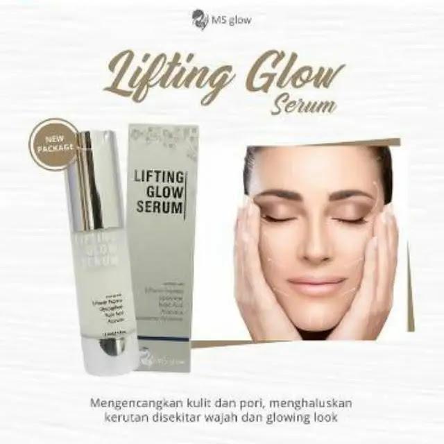 Lifting Glow Serum MS Glow