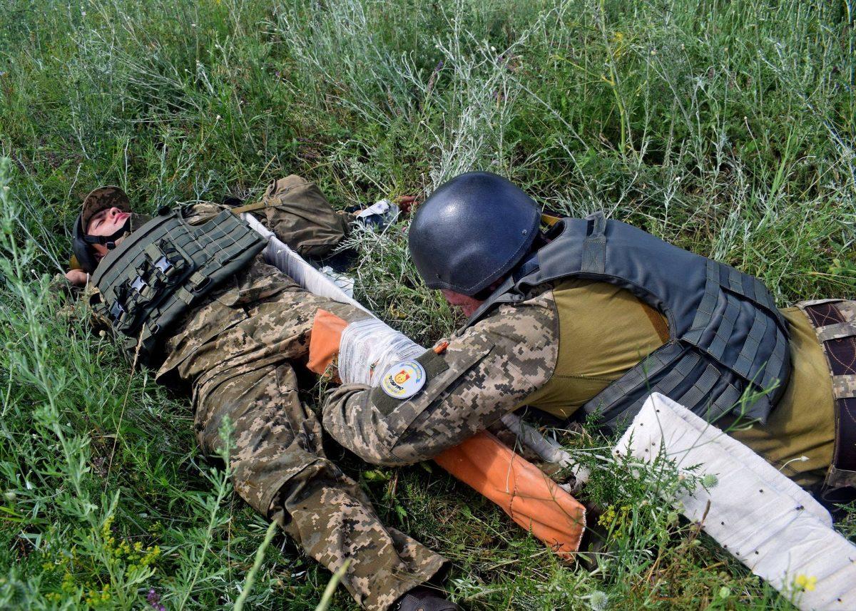 Найкращим взодом тероборони в ОК Південь став взвод 120-ї бригади