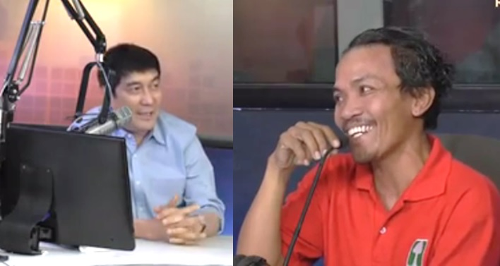 Taxi driver who returned lost iPhone to ungrateful owner receives awesome surprise from Raffy Tulfo