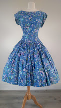 Dirty Fabulous 5 Of Prettiest Vintage Summer Dresses