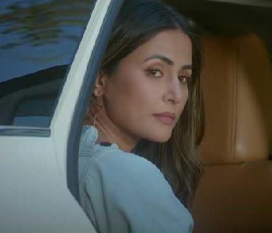 Hina Khan, हिना खान