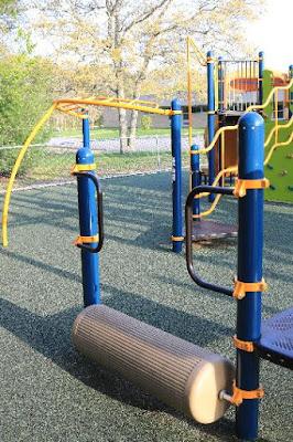 Play Area Quashnet Elementary