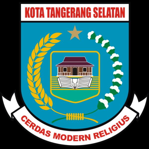 Lambang Logo Kota Tangerang Selatan