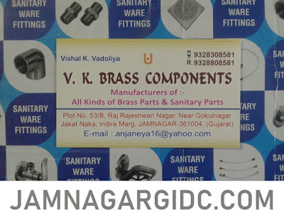 V K BRASS COMPONENTS - 9328308581 9328808581