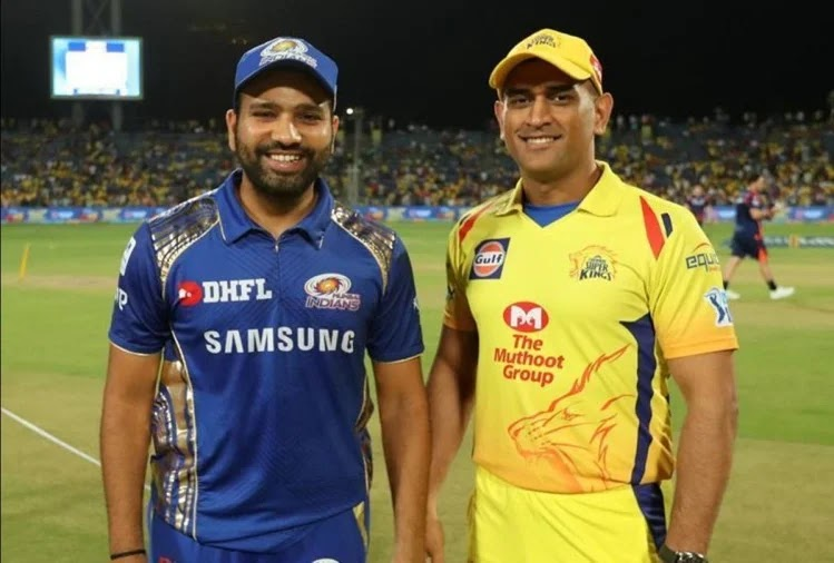 CSK vs MI IPL2020