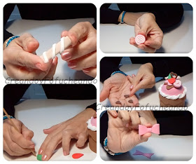 Decoraciones-diy-cupcake-con-corazones-en-goma-eva-creandoyfofucheando