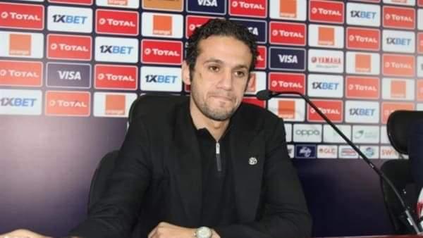 محمد فضل ممثلاً لنادي البنك الاهلي في رابطة الأندية