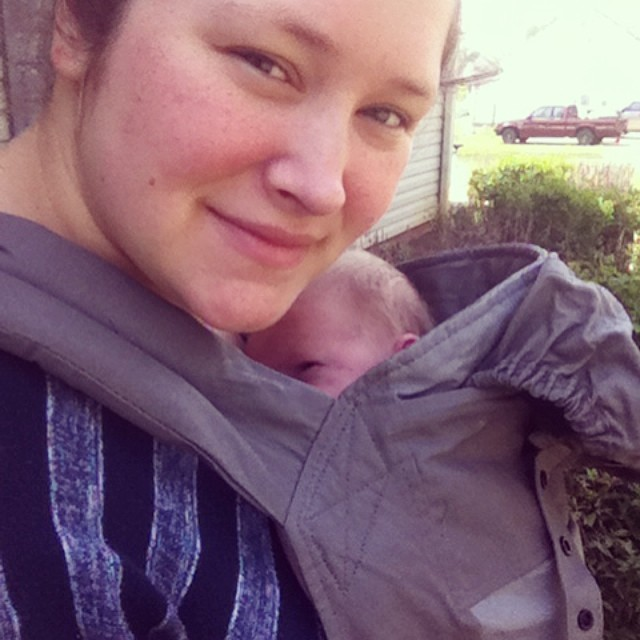 Wear All The Babies - Babywearing Advice
