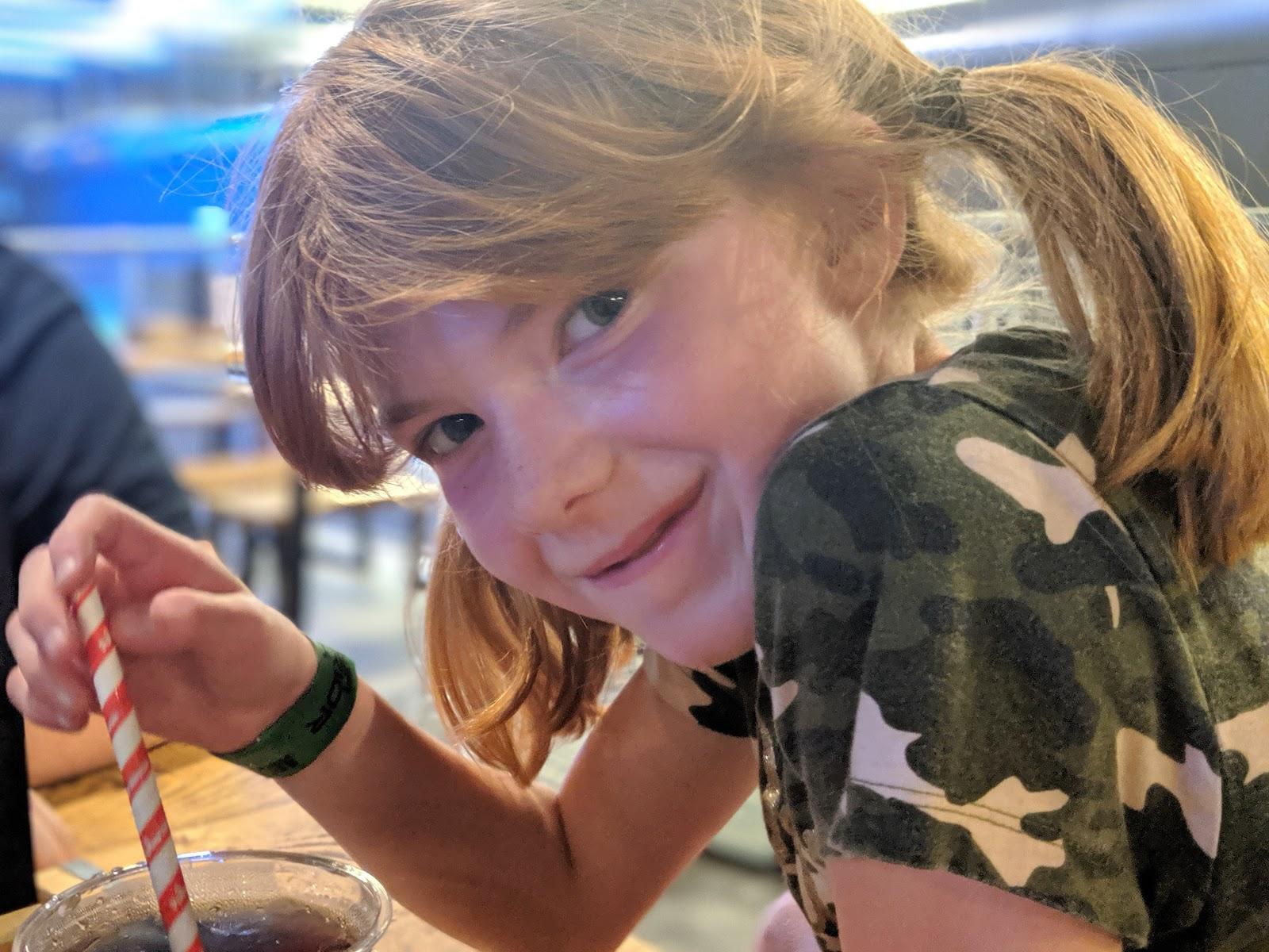 Ninja Warrior Adventure Park Wigan Review  - cafe
