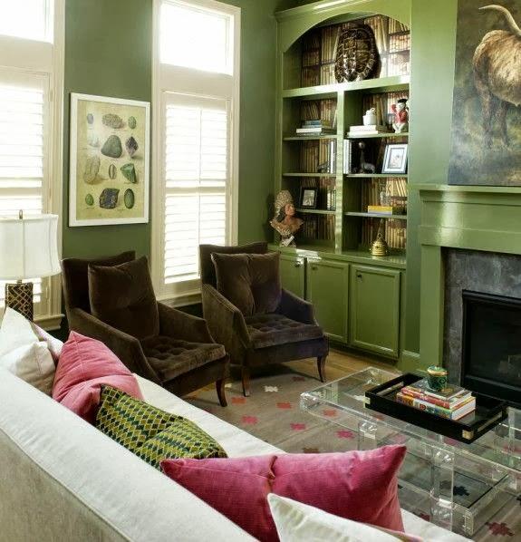 Metropolitan Musings Green Rooms