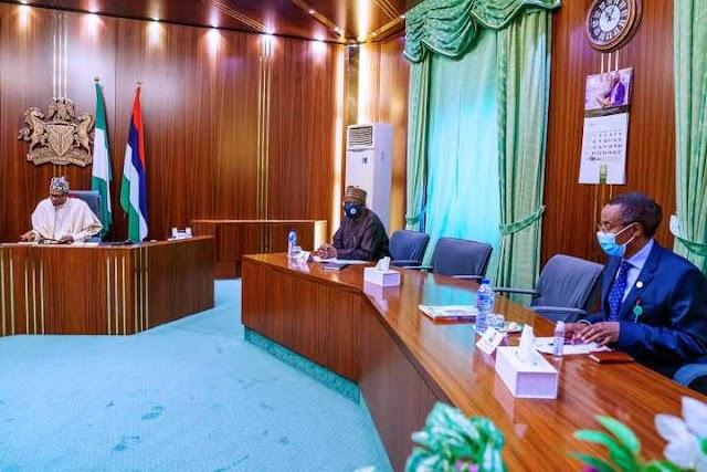 COVID-19 Task Force Briefs Buhari