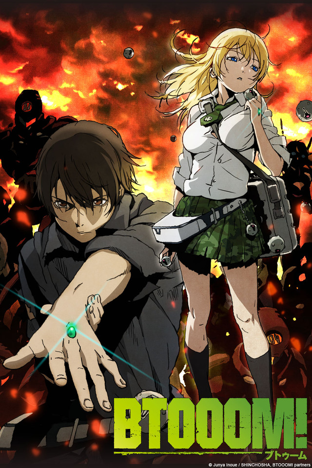 Btooom! (2012) ταινιες online seires oipeirates greek subs