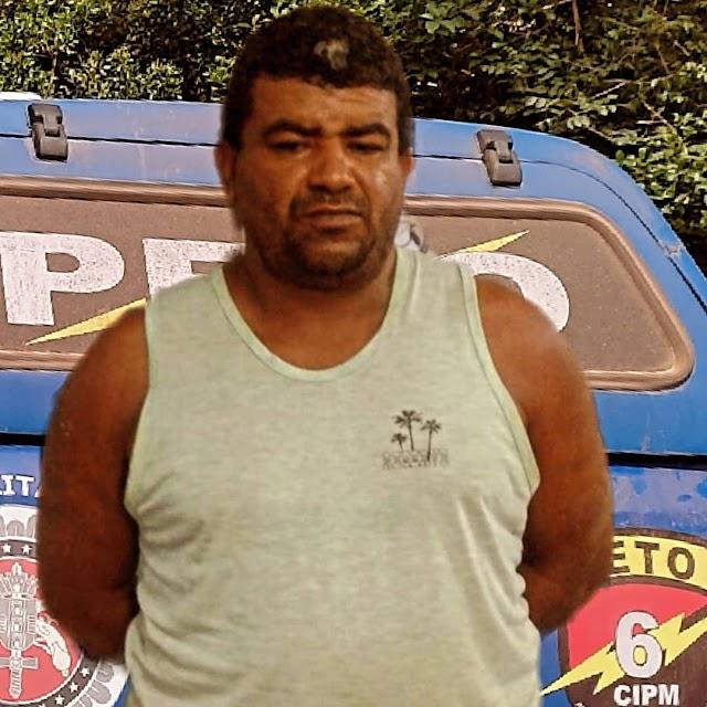 Suspeito de assassinato em Aporá é preso após sete meses