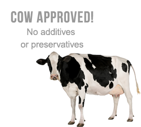 Cow Approved Logo