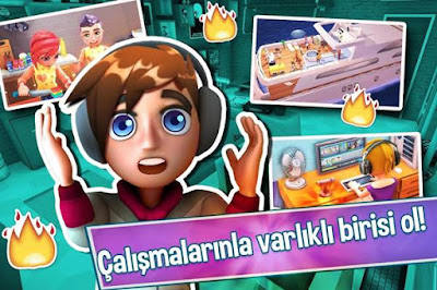 Youtubers Life Gaming Channel V1.5.7 MOD APK – PARA HİLELİ