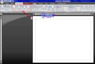 Cara Membuat Template Sertifikat Piagam Penghargaan Di Microsoft Word (Docx)