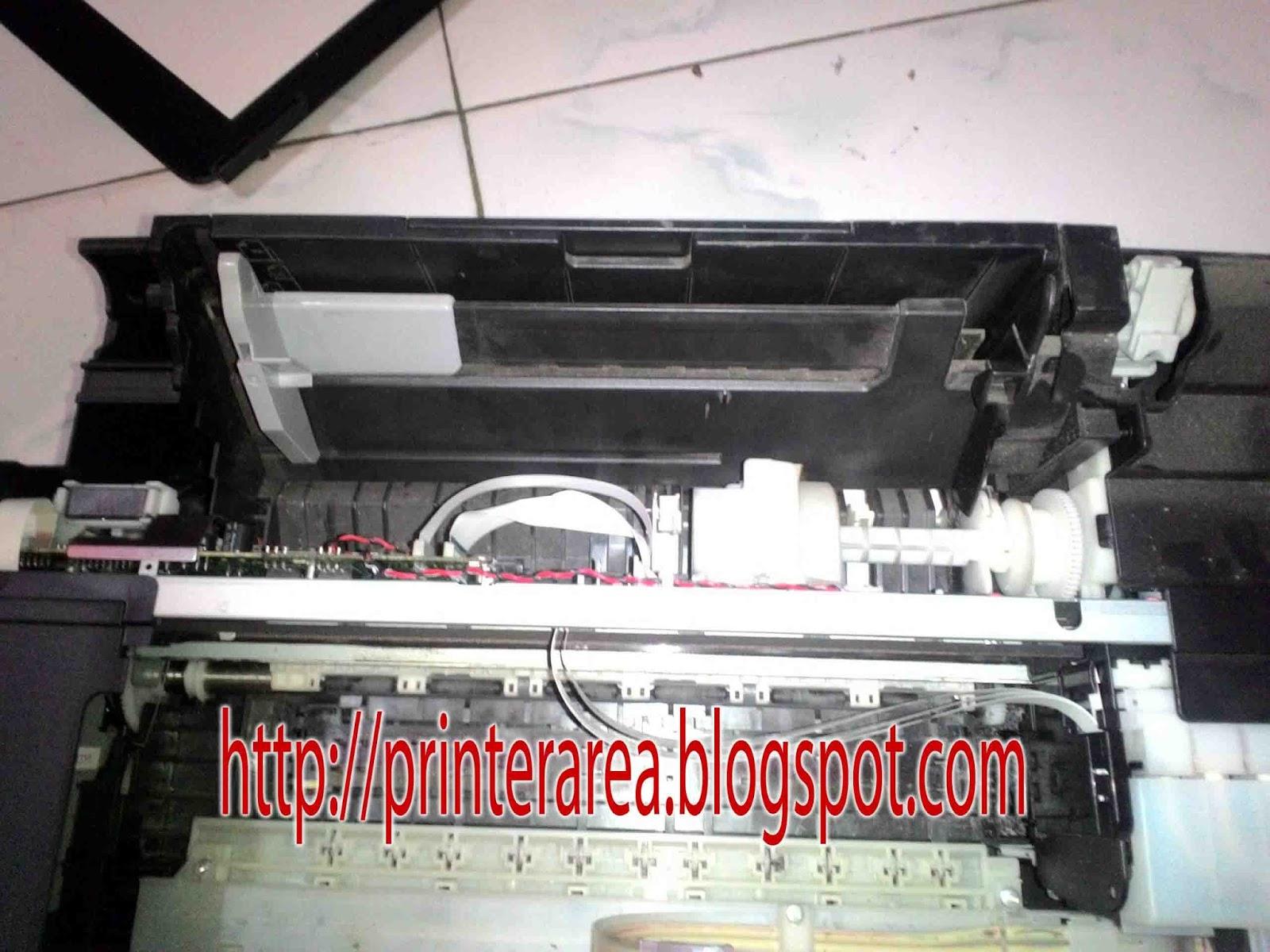 Trik Atasi Printer Epson L Series Menarik Kertas Banyak Part 2