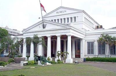 Tempat dan Harga Tiket Masuk Museum Nasional Indonesia, Terbaru
