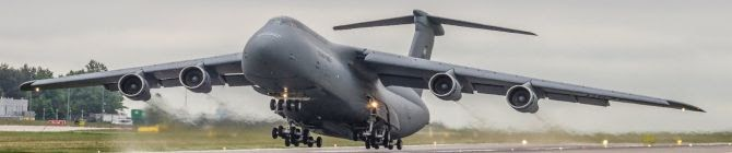 Watch 2 US Air Force Planes With Oxygen Cylinders, Masks Leave For India