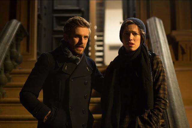 Anna (Rebecca Hall) y Will (Dan Stevens)