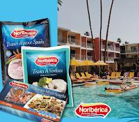 Logo Gioca e vinci gratis un Mega Pack di prodotti Noriberica ( prodotti di pesce surgelato)