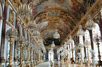 Mirror Gallery of Versailles