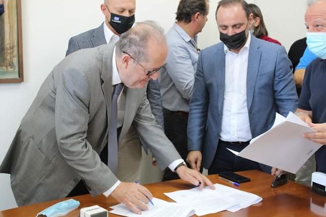 Δύο σημαντικά έργα για τον Δήμο Λουτρακίου - Περαχώρας - Αγίων Θεοδώρων