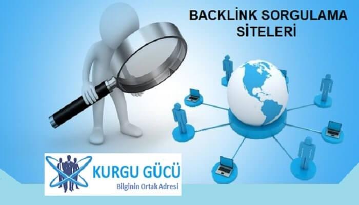 Backlink Sorgulama Siteleri: Rakiplerinizin Backlinklerini Öğrenin! - Kurgu Gücü