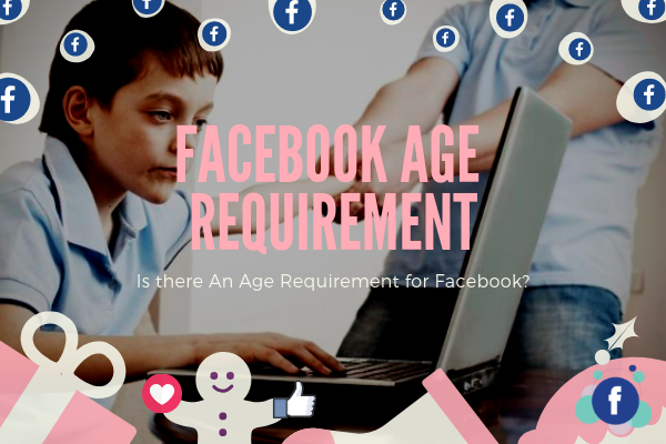 Legal Age For A Facebook Account<br/>